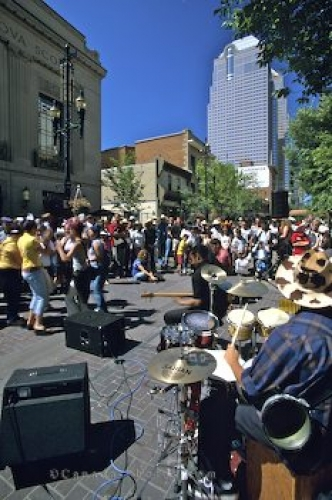 Photo: Stephen Avenue Festival Calgary