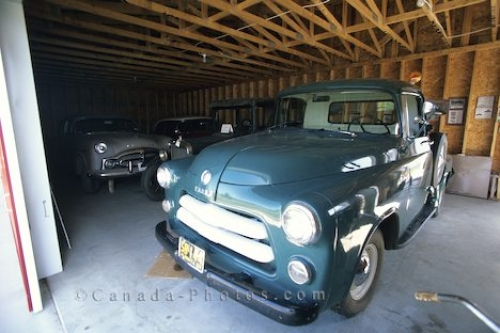 Photo: Stettler Town Oldtimer Country Museum