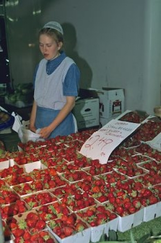 Photo: Strawberries Farmers Market