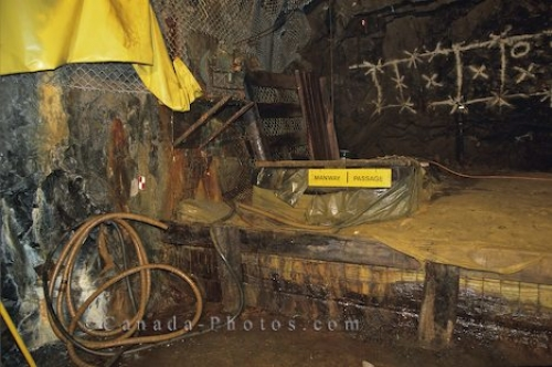 Photo: Sudbury Ontario Nickel Mine