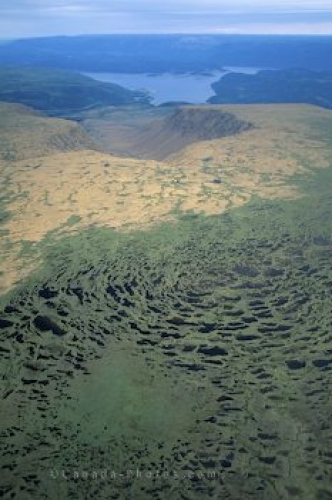 Photo: Tablelands Gros Morne National Park