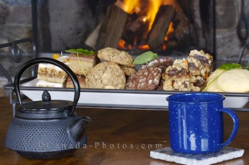 Photo: Tea Time Rifflin Hitch Lodge