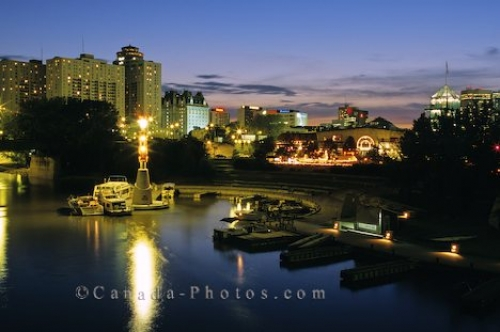 Photo: The Forks Winnipeg Manitoba