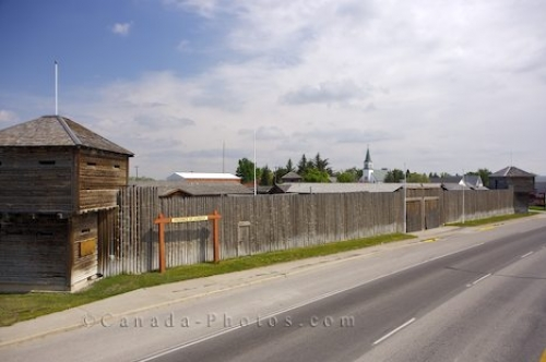 Photo: The Fort Southern Alberta