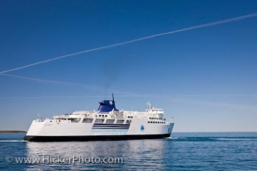 Photo: Tobermory Ferry Transportation Bruce Peninsula Lake Huron