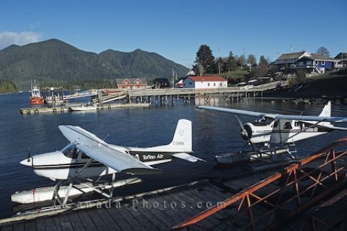 Photo: Floatplanes Tofino Vancouver Island BC