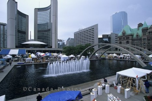Photo: Toronto City Hall