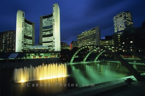 Photo: Toronto City Ontario