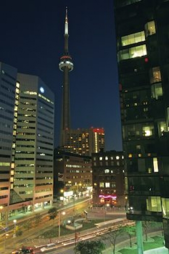 Photo: Toronto Night Lights