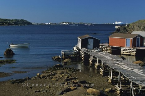 Photo: Twillingate Dock Newfoundland