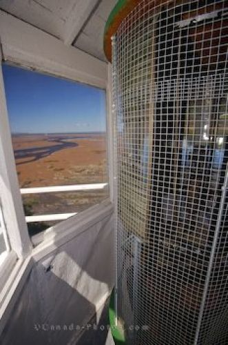 Photo: Walton Lighthouse Minas Basin Nova Scotia