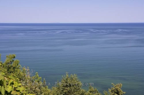 Photo: Water Pattern Cape Breton Nova Scotia