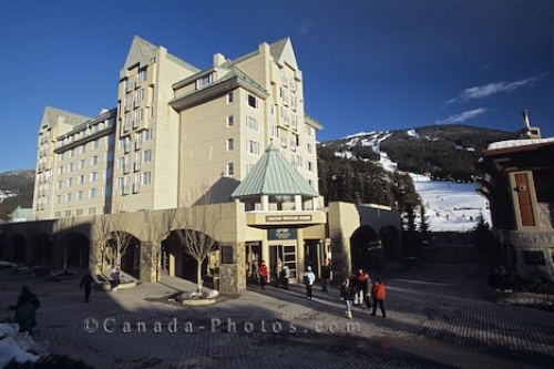 Photo: Whistler Village BC Canada