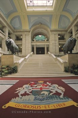 Photo: Winnipeg Legislative Building