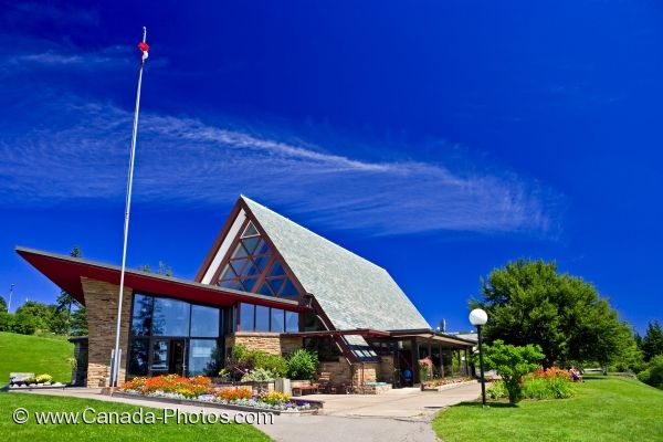 Photo: Alexander Graham Bell National Historic Site Building Cape Breton
