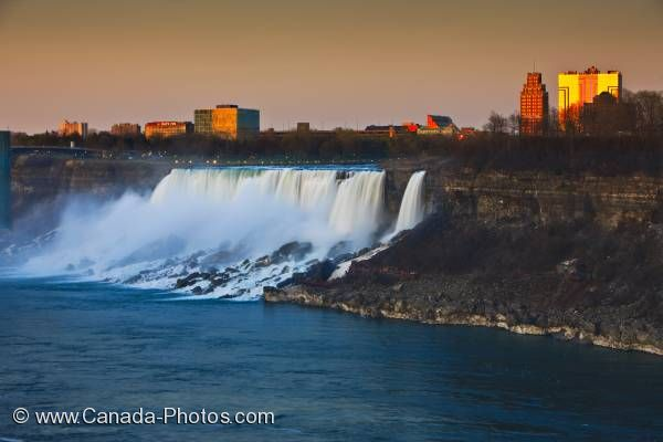 Photo: New York State Attraction American Falls