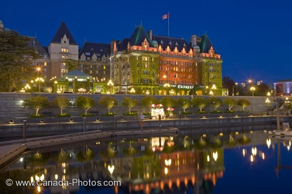 Photo: Beautiful Victoria Harbour Reflections