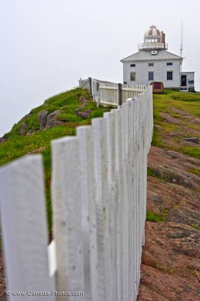 Photo: Lighthouse Cape Spear NHS Newfoundland