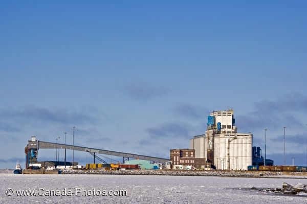 Photo: Churchill Port Hudson Bay Manitoba