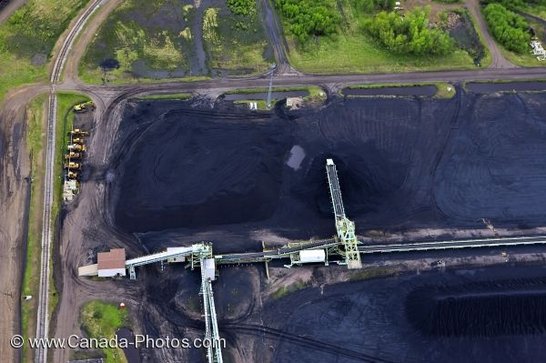 Photo: Coal Pit Thunder Bay Ontario