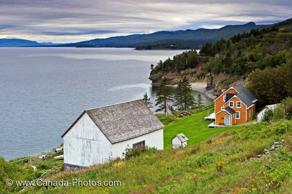 Photo: Coastal Living Quebec Canada