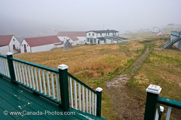 Photo: Historic Battle Harbour Labrador