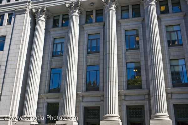 Photo: Historic Building Montreal Quebec