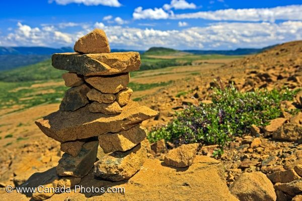 Photo: Inukshuk Gros Morne National Park