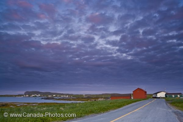 Photo: L Anse Aux Meadows Town Newfoundland Labrador