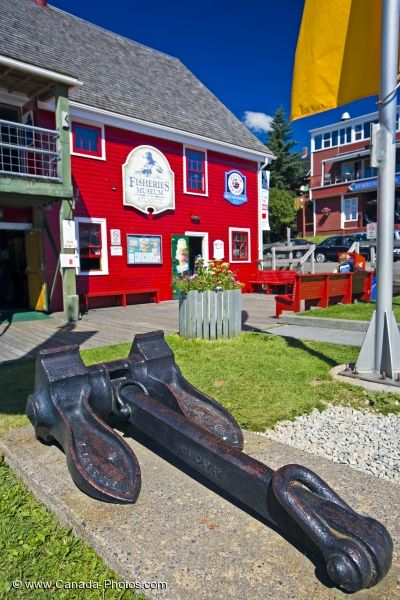 Photo: Lunenburg Nova Scotia Fisheries Museum