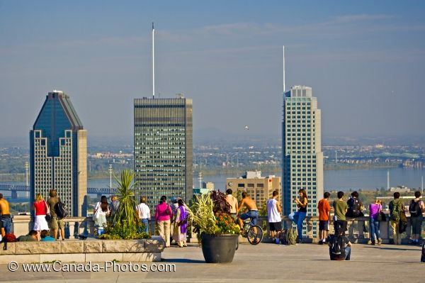 Photo: Mount Royal Scenery Montreal Quebec