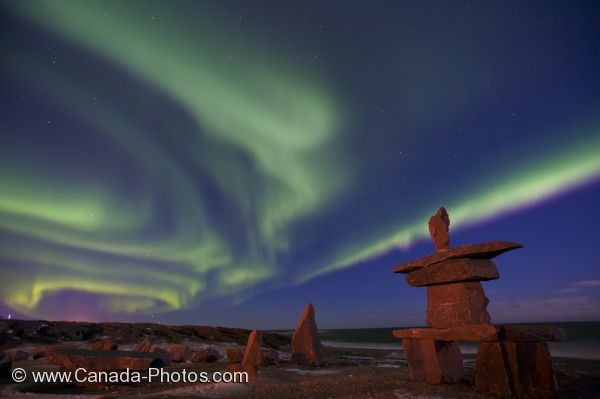 Photo: Northern Lights Image Hudson Bay Churchill Manitoba