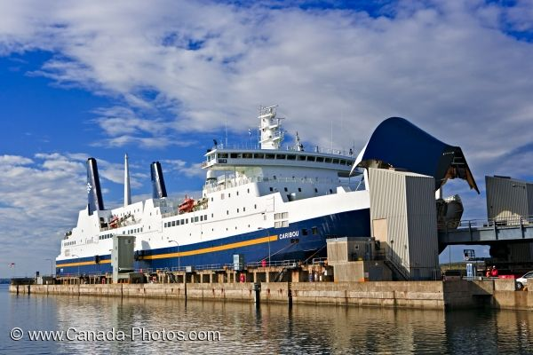 Photo: Nova Scotia Marine Atlantic Ferry