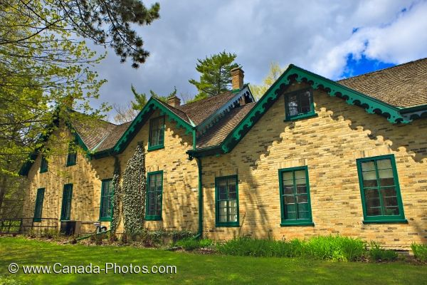 Photo: Prime Minister Home Woodside National Historic Site Ontario