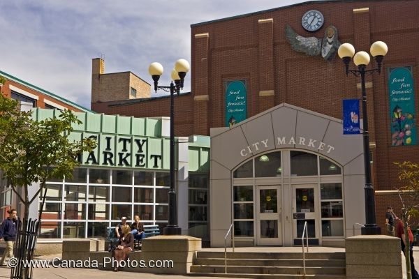 Photo: Saint John City Market New Brunswick