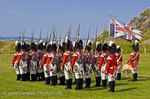 Photo: Signal Hill Tattoo Military March St Johns Newfoundland