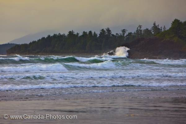 Photo: Storm Watching Tofino Vancouver Island