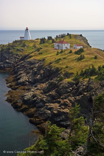 Photo: Swallowtail Lighthouse Grand Manan New Brunswick
