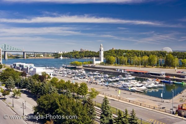 Photo: Yacht Club Montreal Marina Old Montreal Quebec